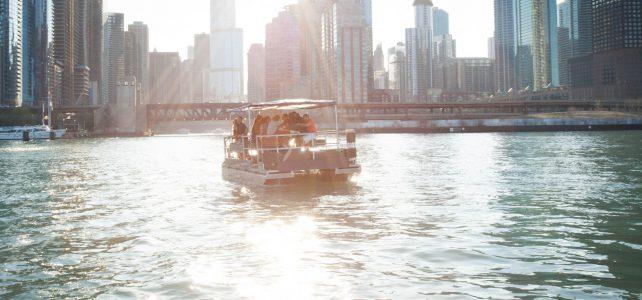 Public Chicago Fireworks Cruise