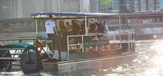 Private Chicago Fireworks Cruise