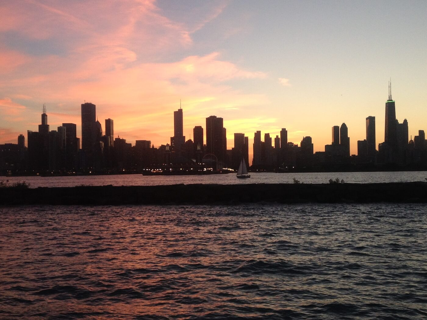 Chicago Boat Tour Photo Gallery – Knock Out Charters-5