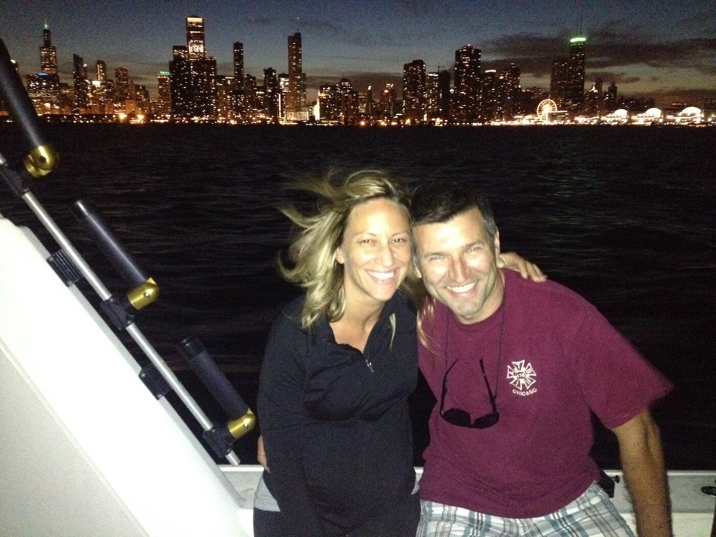 Chicago Boat Tour Photo Gallery – Knock Out Charters-6