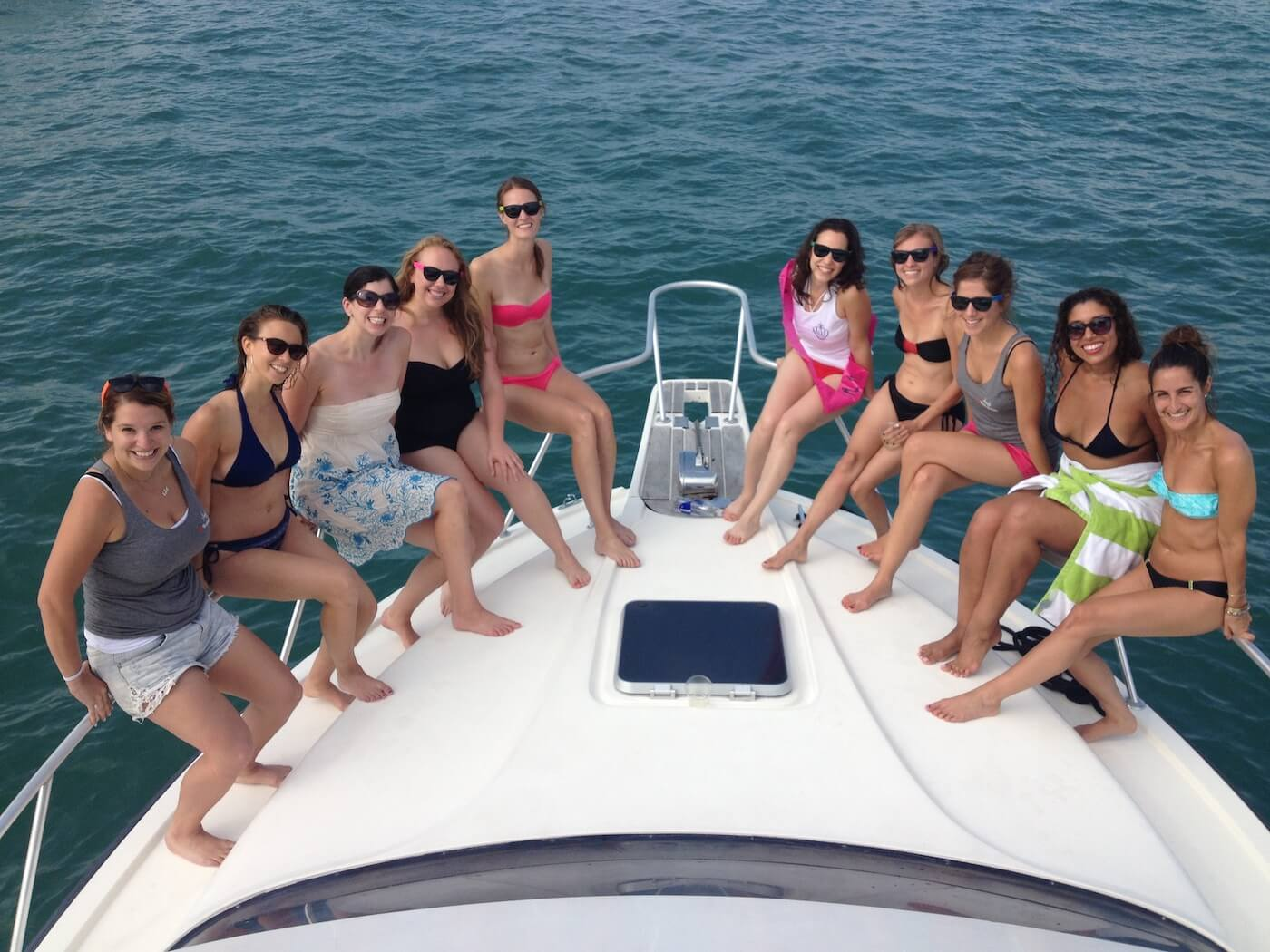 Chicago Boat Tour Photo Gallery – Knock Out Charters-8