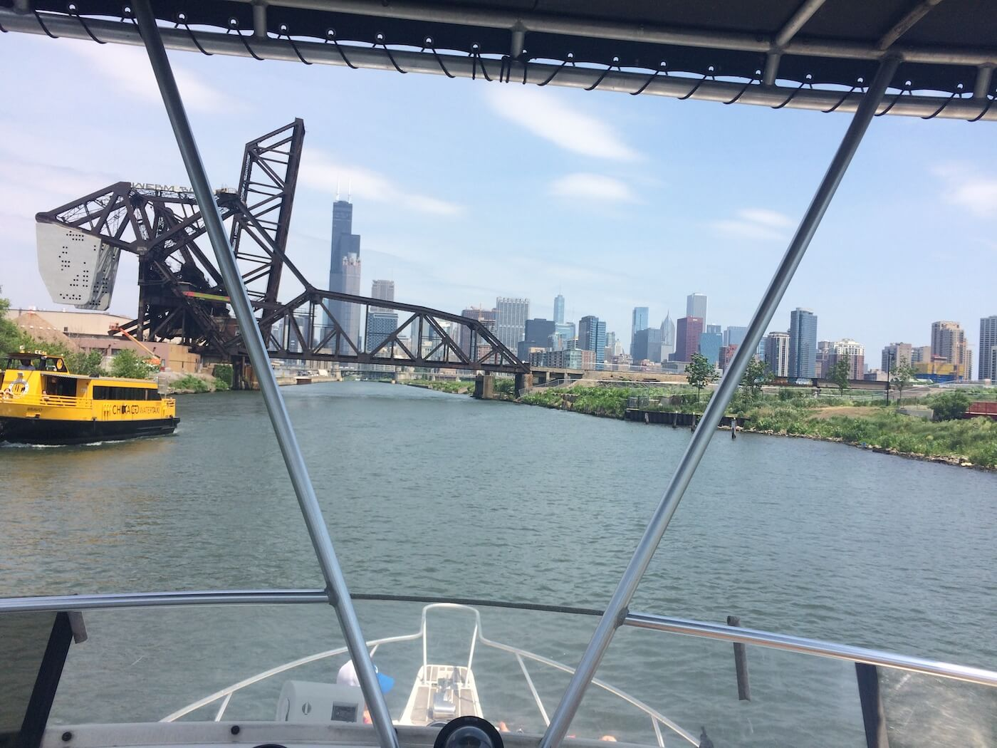 Chicago River Boat Cruise Tours – Knock Out Charters-3
